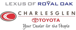 Charlesglen Toyota and Lexus of Royal Oak