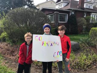 Hacksaw's Kids Team