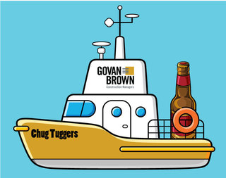 Govan Brown Chug Tuggers