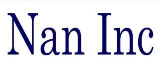 Nan, Inc.