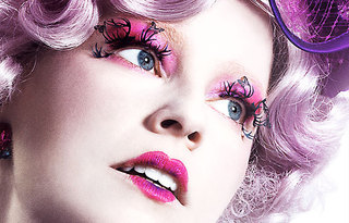 I Can Run as Fast as Effie Can Do Her Makeup