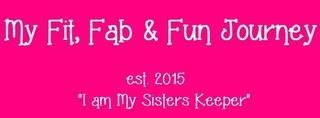 My Fit, Fab & Fun Journey