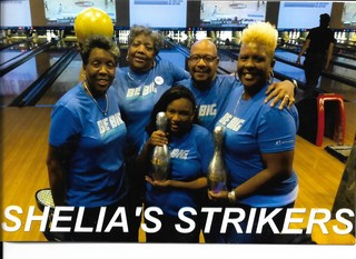 Shelia's Strikers