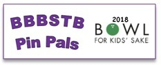 BBBSTB Pin Pals (Camille's Team)