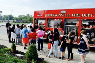 Jeffersonville Fire Dept.