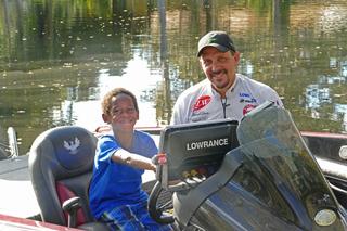 Darrell Davis Fishing