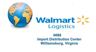 Wal-Mart Distribution Center 4pm Team A