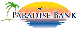 Paradise Bank - Hard Hat Sponsor