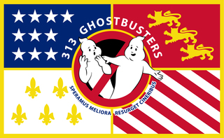 313 Ghostbusters
