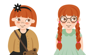 The Redheaded Stepchildren