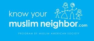 KnowYourMuslimNeighbor