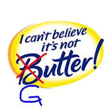 I Can't Believe It's Not Gutter