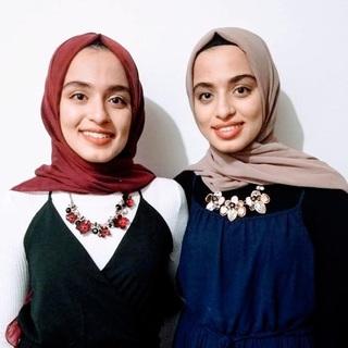 Maha & Hafsa