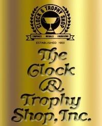 Clock & Trophy