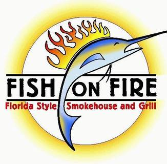 Fish on Fire Florida Style Smokehouse & Grill