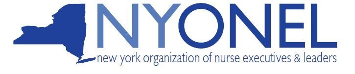 New York Organization of Nurse Executives and Leaders (NYONEL)