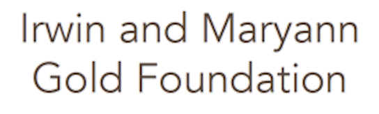 Irwin and Maryann Gold Foundation