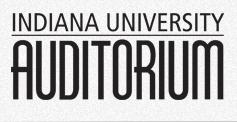 Indiana University Auditorum