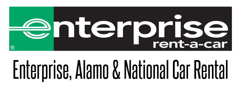 Enterprise, Alamo, National Car rental