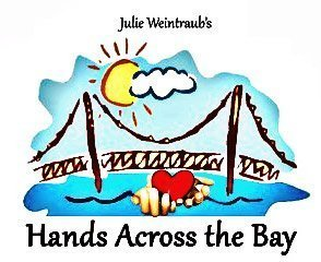 Julie Weintraub's Hands Across the Bay