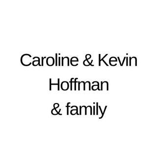 Caroline & Kevin Hoffman & Family