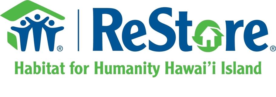 Habitat for Humanity Hawaii Island ReStores