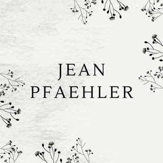Jean Pfaehue