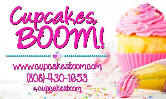 Cupcakes, Boom!