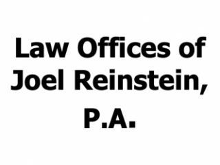 Law Offices of Joel Reinstein, P.A.