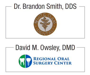 Dr. Brandon Smith, DDS and Dr. David Owsley, DMD