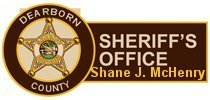Dearborn County Sheriff Shane McHenry