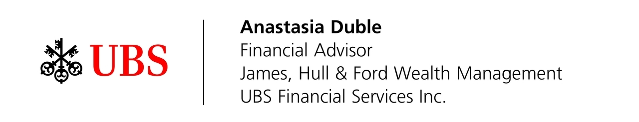 Anastasia Duble- Financial Advisor