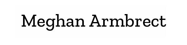 Meghan Armbrect