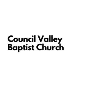 Council Valley Baptist Church