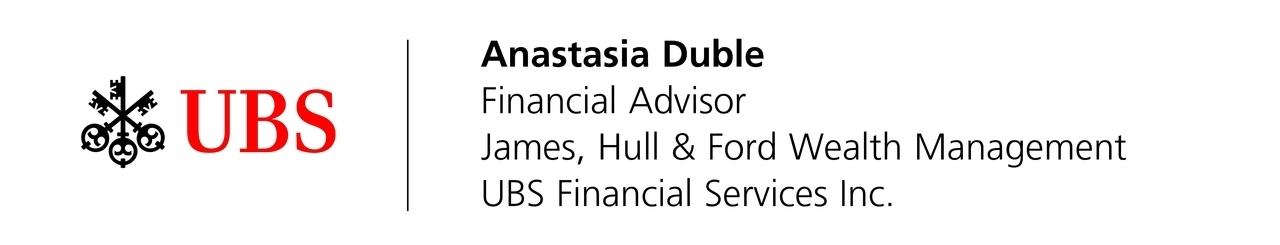 Anastasia Duble- Financial Advisor