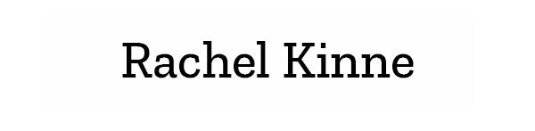 Rachel Kinne