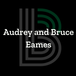 Audrey and Bruce Eames