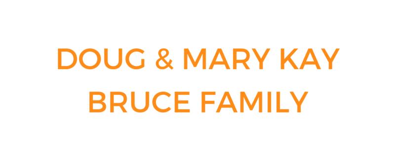 Doug & Mary Kay Bruce Family