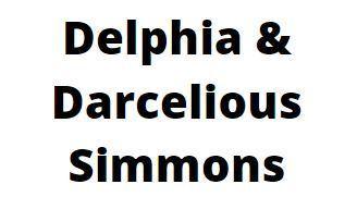 Delphia & Darcelious Simmons