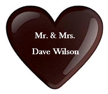 Mr. & Mrs. Dave Wilson