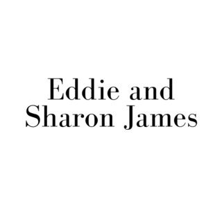 Eddie and Sharon James
