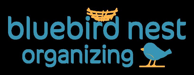 Bluebird Nest Organizing