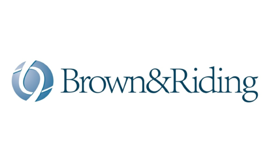 Brown and Riding