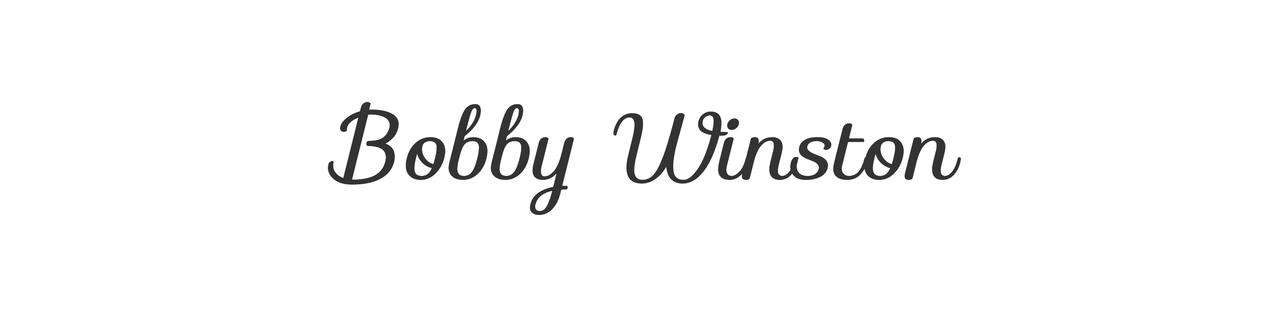 Bobby Winston
