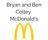 Brian & Ben Colley McDonald's