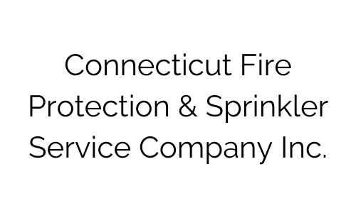 Connecticut Fire Protection & Sprinkler Service Company Inc.