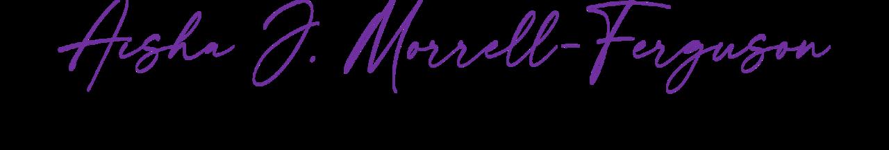 Aisha Morrell-Ferguson