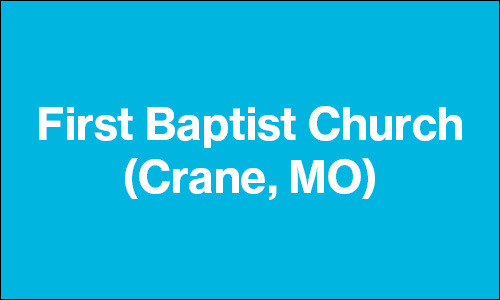 First Baptist Church (Crane, MO)
