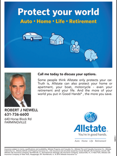 Allstate Insurance Agency - Robert Newell