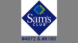 Sam's Club #4972 & #8150